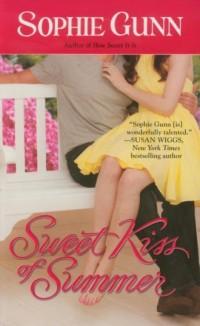 Sweet Kiss of Summer - Sophie Gunn - okładka książki