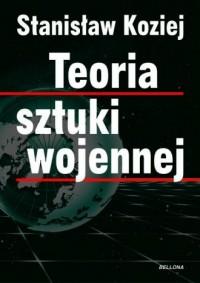 Teoria sztuki wojennej - Stanisław - okładka książki