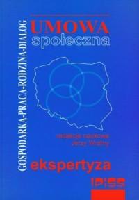 Umowa społeczna - Wydawnictwo Instytut - okładka książki