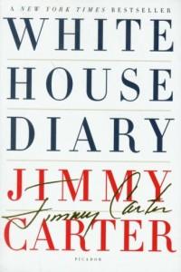 White House Diary - okładka książki
