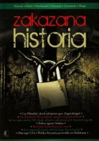 Zakazana historia - Leszek Pietrzak - okładka książki