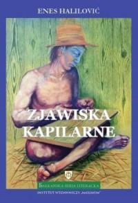 Zjawiska kapilarne - okładka książki