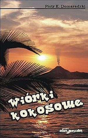 Wiórki kokosowe - okładka książki