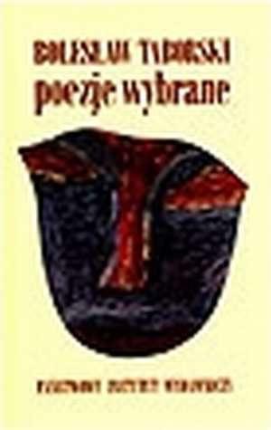 Wybór poezji - okładka książki