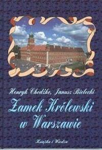 Zamek Królewski w Warszawie - okładka książki