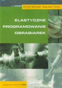 Elastyczne programowanie obrabiarek - okładka książki
