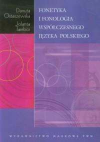 Fonetyka i fonologia współczesnego języka polskiego - okładka książki