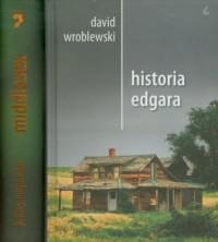 Historia Edgara Middlesex - okładka książki
