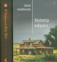 Historia Edgara. W komnatach Wolf Hal - okładka książki