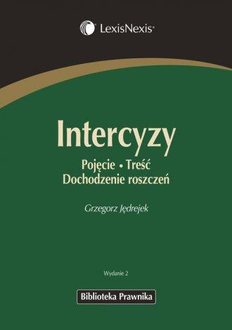 Intercyzy - okładka książki