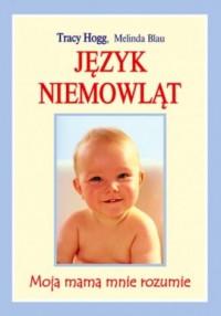Język niemowląt - okładka książki