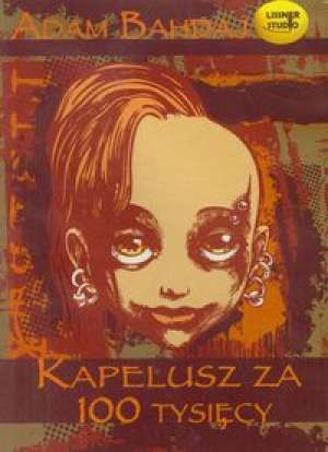 Kapelusz za 100 tysięcy (CD) - pudełko audiobooku