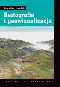 Kartografia i geowizualizacja - okładka książki