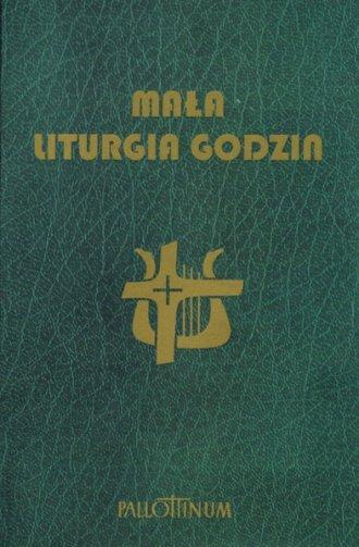 Mała Liturgia Godzin - okładka książki