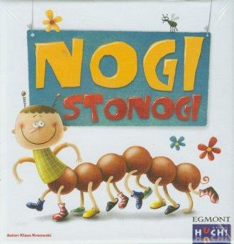 Nogi Stonogi - zdjęcie zabawki, gry