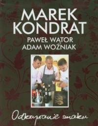 Odkrywanie smaku - okładka książki