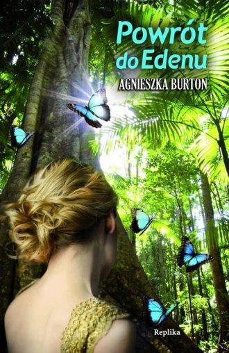 Powrót do Edenu - okładka książki