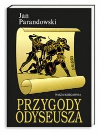 Przygody Odyseusza - okładka książki
