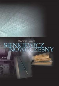 Sienkiewicz nowoczesny - okładka książki