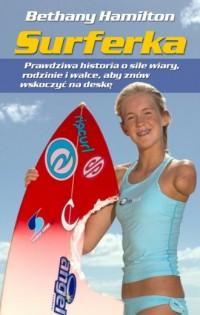 Surferka - okładka książki