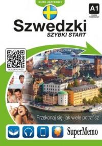 Szwedzki. Szybki start - okładka podręcznika