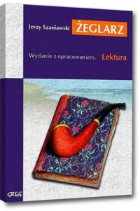 Żeglarz - okładka książki