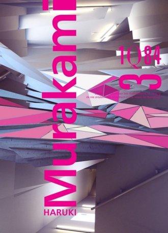 1Q84. Tom 3 - okładka książki