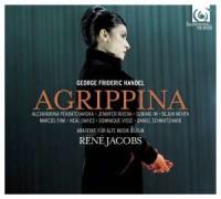 Agrippina (3 CD) - okładka płyty