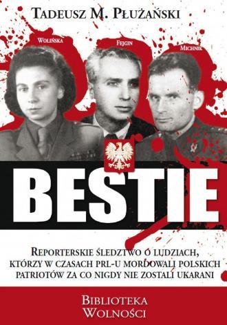 Bestie - okładka książki