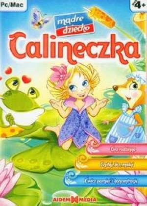 Calineczka - okładka książki