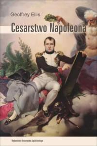 Cesarstwo Napoleona - okładka książki