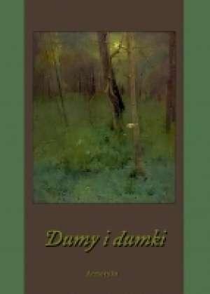 Dumy i dumki z rusałki dniestrowej - okładka książki