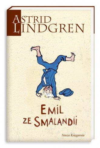 Emil ze Smalandii - okładka książki