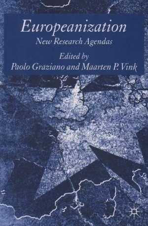 Europeanization: New Research Agendas - okładka książki