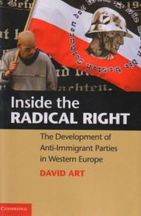 Inside the radical right. The developement of anty-immigrant parties in Western Europe - okładka książki