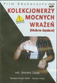 Kolekcjonerzy mocnych wrażeń (DVD) - okładka filmu