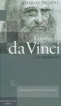 Leonardo da Vinci. Seria: Wielkie biografie cz. 5 - okładka książki