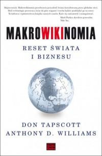 Makrowikinomia - okładka książki