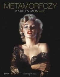Metamorfozy Marlin Monroe - okładka książki