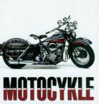 Motocykle - okładka książki