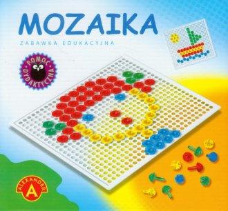 Mozaika. Zabawka edukacyjna - zdjęcie zabawki, gry