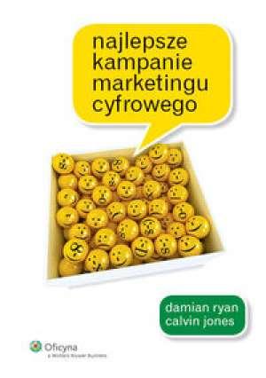 Najlepsze kampanie marketingu cyfrowego - okładka książki