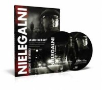 Nielegalni (CD mp3) - Vincent V. - pudełko audiobooku