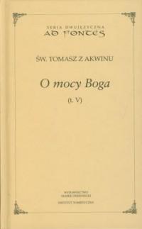 O mocy Boga. Tom 5. Seria dwujęzyczna - okładka książki