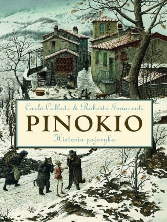 Pinokio. Historia pajacyka - okładka książki