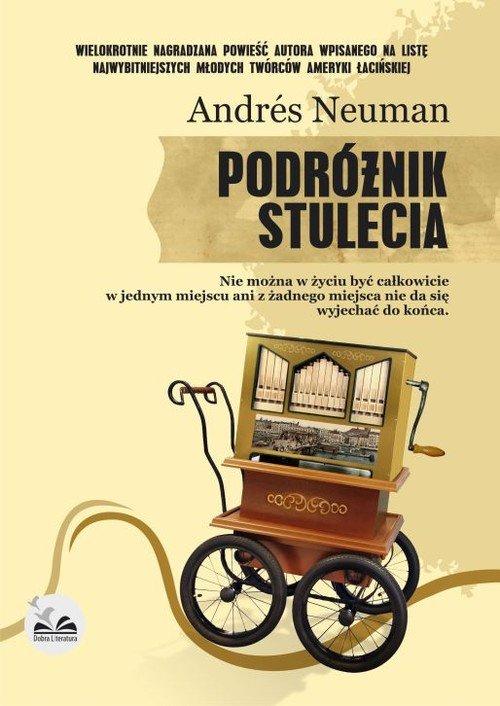 Podróżnik stulecia - okładka książki