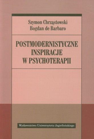 Postmodernistyczne inspiracje w - okładka książki