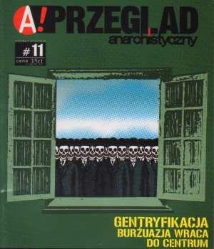 Przegląd Anarchistyczny nr 11 (wiosna/lato - okładka książki