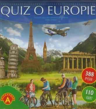 Quiz o Europie - zdjęcie zabawki, gry