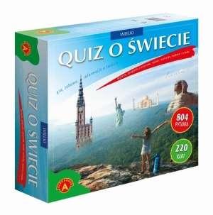Quiz o świecie - zdjęcie zabawki, gry
